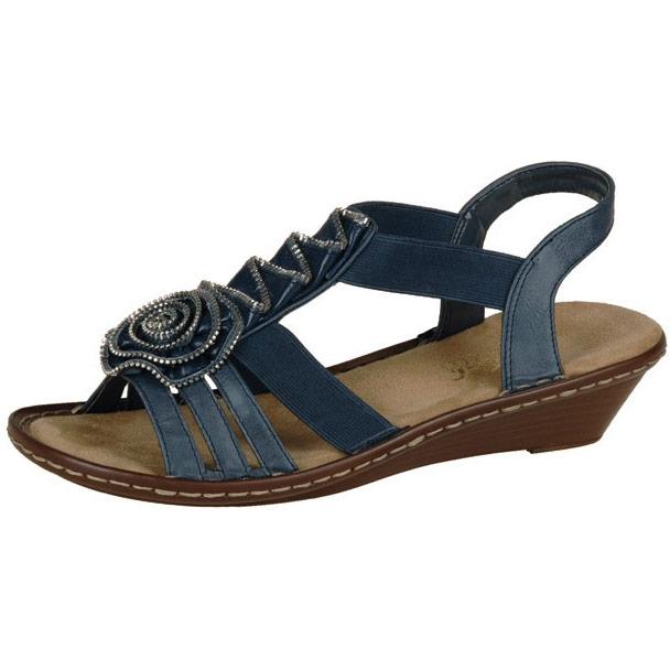 0b51f30e9cf Rieker sandále 64477-14 – Obuv online