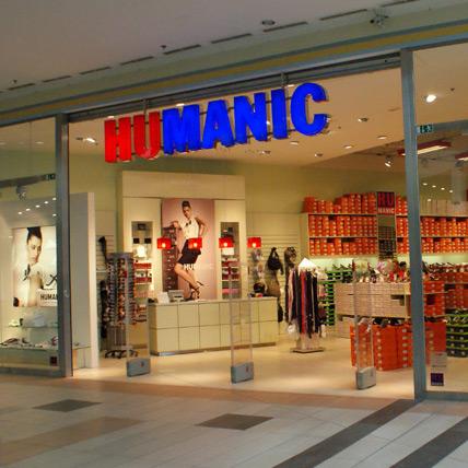 Predajne topánok Humanic – Obuv online d164606ab01