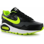 Nike Air Max Skyline Junior Boys Trainers black/volt